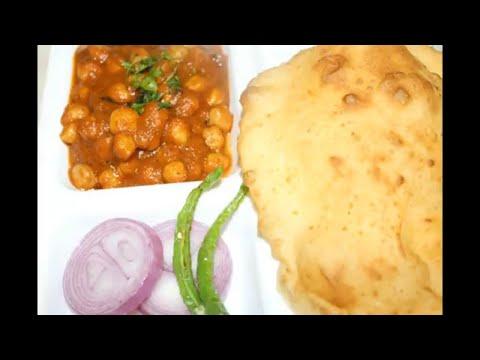 chole masala in kannada/kabul kadle palya/chole bhature in kannada