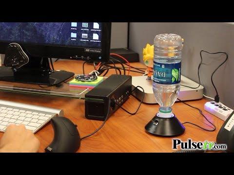 Portable Mini Humidifier by Koolulu