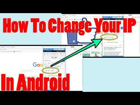 how to change your ip address to another country for free on Android (Hindi)