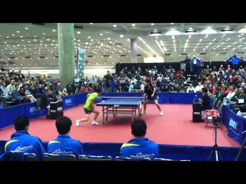 Fabulous Flips (table tennis technique)