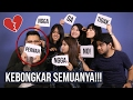 Download Video JUJUR!! PERNAH / ENGGA?? (ft. Samsolese & Deri) 3GP MP4 FLV
