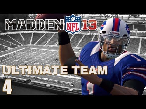 Madden 13 Ultimate Team : Opening Multiple Packs - Team Improving Ep.4