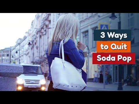 3 Ways to Quit Soda Pop