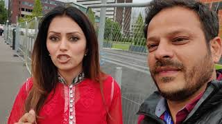 Download In talk with Afghanistan TV Anchor Diva on upcoming India-Afghanistan clash Video