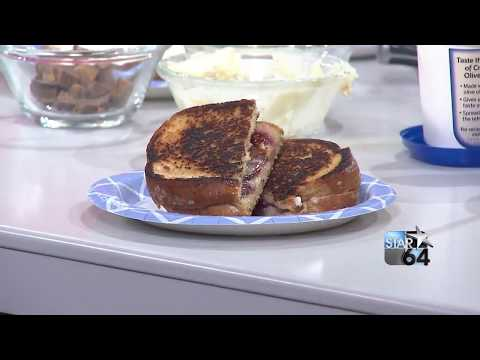 Food Hussy combines fall flavors for new grilled cheese recipes