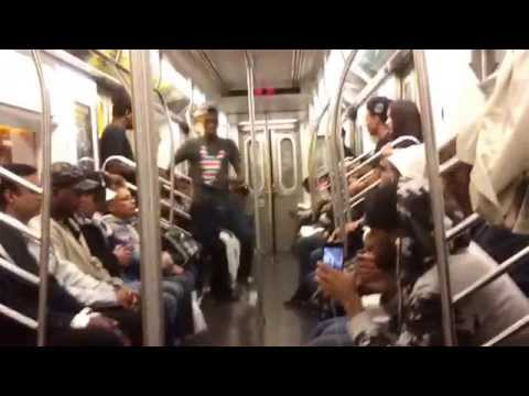 Show NYC in subway