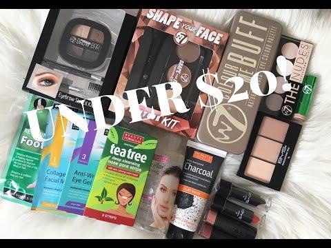 Makeup & Beauty Under $20 | New Zealand Haul 2017 Postie+