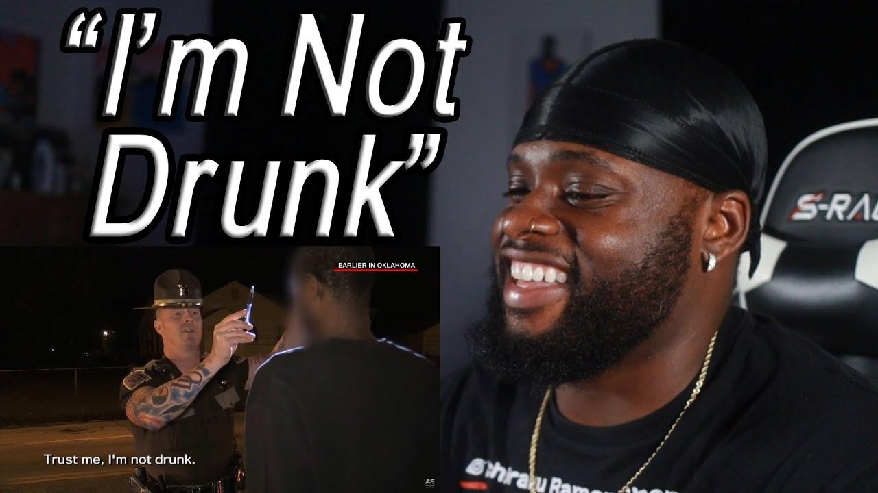 A&E Live PD: Trust Me, I'm Not Drunk REACTION!