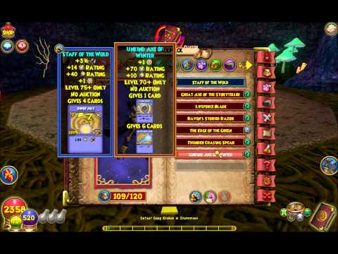 Triton pet quest - Wizard101 - level 78 diviner
