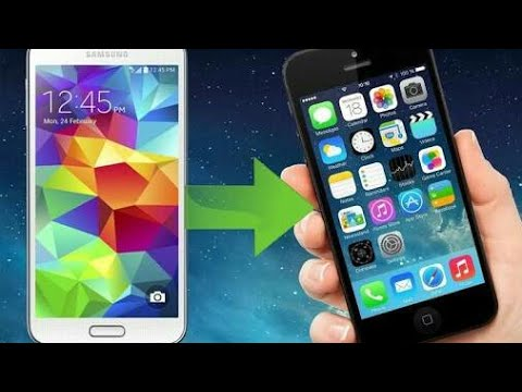 Turn android to iOS without root / how change android phone to iOS without root by #TECHSCHOOL