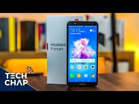 Huawei P smart Unboxing | The Tech Chap
