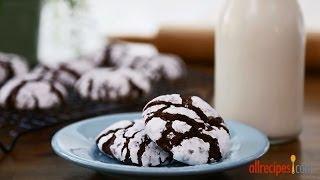 How to Make Chocolate Crinkles | Cookie Recipes | Allrecipes.com