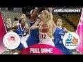 LIVE 🔴 - Olympiacos v Perfumerias Avenida - EuroLeague Women 2019