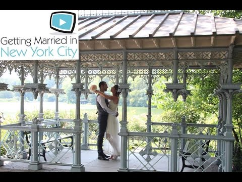 Ep. 10 GMINYC | Ladies' Pavilion Central Park | Getting Married in New York City