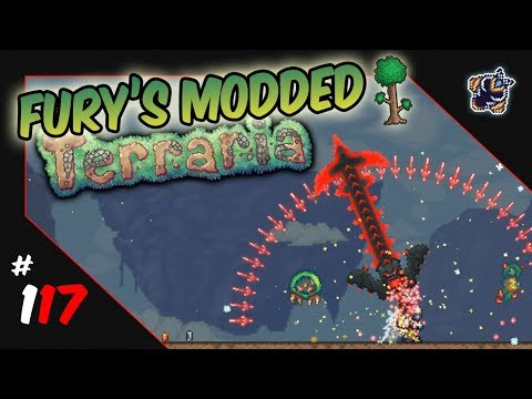 Fury's Modded Terraria | 117 - Starting the Void