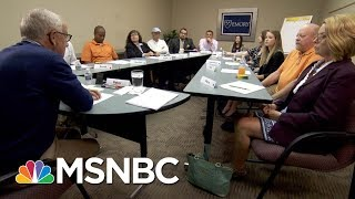 In A Focus Group, Donald Trump Voters Express Frustration | Morning Joe | MSNBC