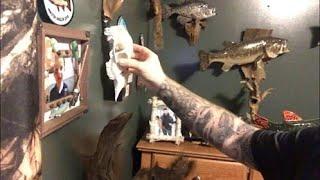 How To Mount A Skull (european Mount)