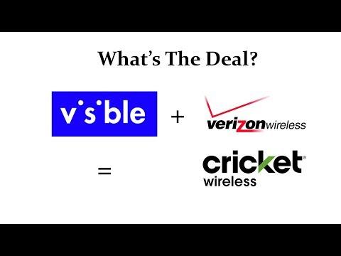Verizon's NEW Wireless Carrier