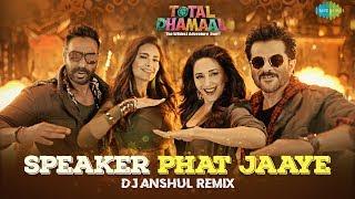 Speaker Phat Jaaye | DJ Anshul Remix | Harrdy Sandhu | Abuzar | Aditi Singh Sharma | Jonita Gandhi