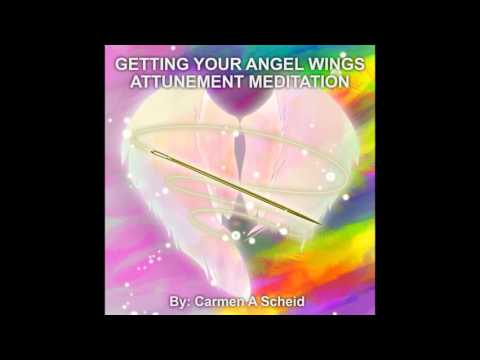 Getting Your Angel Wings Attunement Meditation
