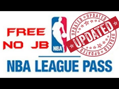 !(UPDATED)! How to Get NBA League Pass For Free on iPhone (No Jailbreak) (2017) iOS 10