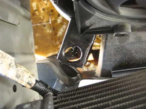 2006 Chevrolet Equinox Radiator