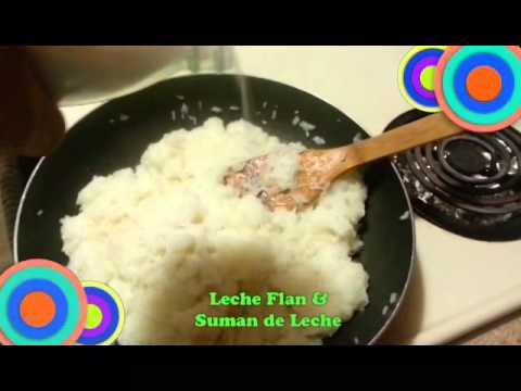 HOW TO COOK SUMAN DE LECHE