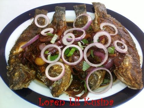 Fish Steak Tilapia Recipe