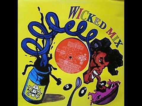 Man Parrish - Hip Hop Be Bop : Wicked Mix : Remix By Two White Guys Mixing