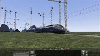 MSTS TÉLÉCHARGER TGV V150