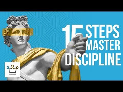 15 Steps To Master Self-Discipline