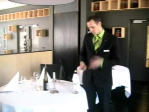 Wine Opening