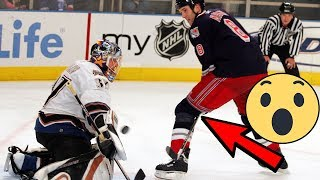 10 Absolutely Insane NHL Shootout Goals