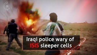 FRONTLINE REPORT: Iraqi police wary of ISIS sleeper cells