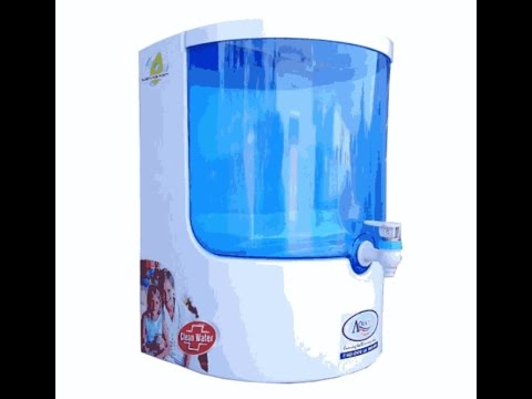 Connection of RO  water purifier