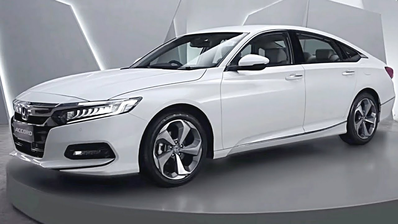 2021 Honda ACCORD - (interior, exterior, and drive) / Honda ACCORD 2021
