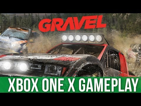 Gravel - Gameplay / Preview - Xbox One