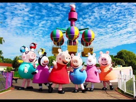 Day Out At Peppa Pig World