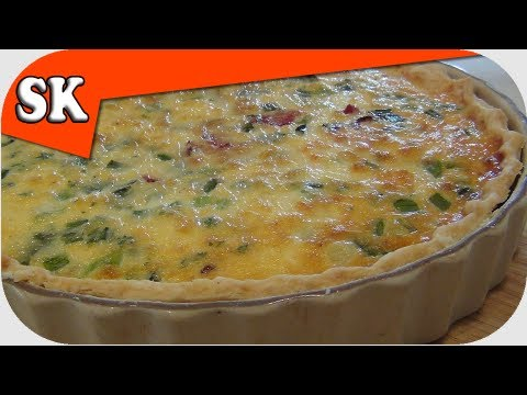 QUICHE LORRAINE RECIPE - Family Budget Meal