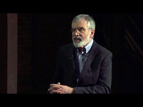 Gerry Adams: