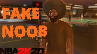 I Brought My Lockdown To The Park As A Undercover Brown Shirt On 2k20!
