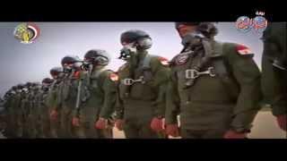 """"""" الشئون المعنوية """" تعرض فيلم القوات الجوية المصرية نسور الجو"""
