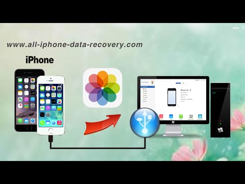 How to Transfer Pictures from iPhone to Flash Drive, iPhone 6S/6C/6/6 Plus Photos to Flash Drive