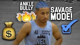 Julian Newman Turns SAVAGE MODE at NEO CAMP! MOST EXCITING GUARD?!?!