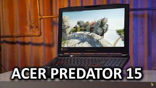 Acer Predator 15 Gaming Laptop - More than meets the eye?