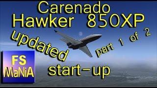 Prepar3D - Carenado Citation II S550 - Landing at Sedona - TrackIR