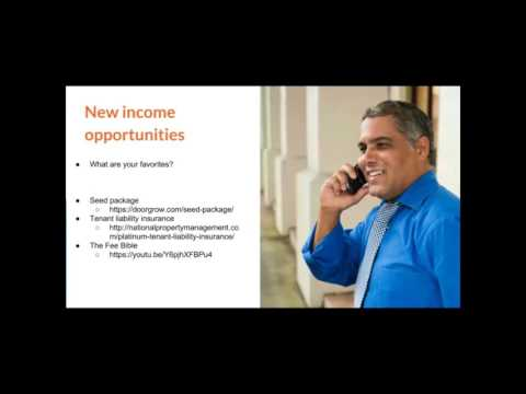 New income opportunities for property managers in 2017