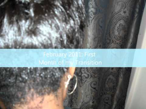 From Short, Relaxed Hair to Natural