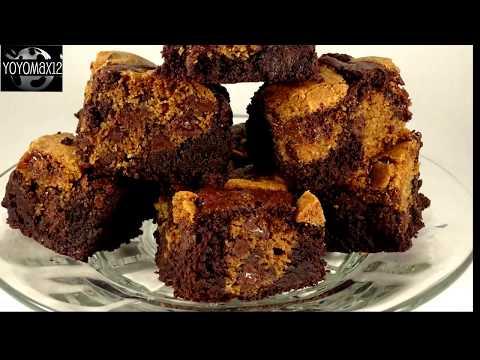 Brookies (Brownie-Chocolate Chip Cookie Love Child) - with yoyomax12