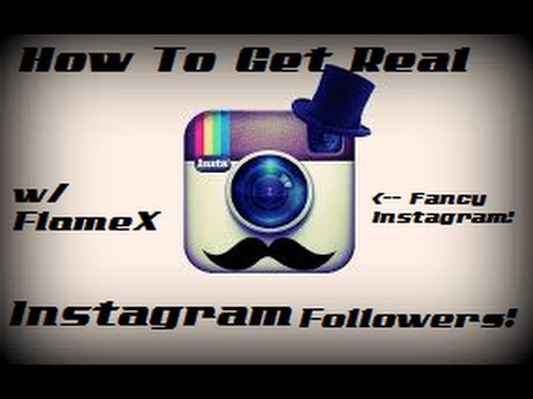 [Tutorial] How To Get More Followers For Your Instagram Fanpage!